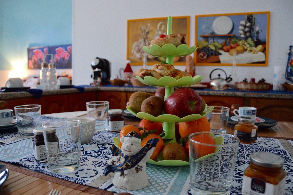 Camera Angelica-lato colazione